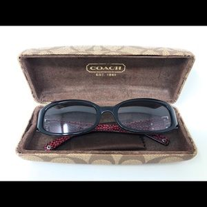 COACH Sunglasses Lindsay S429 with Case